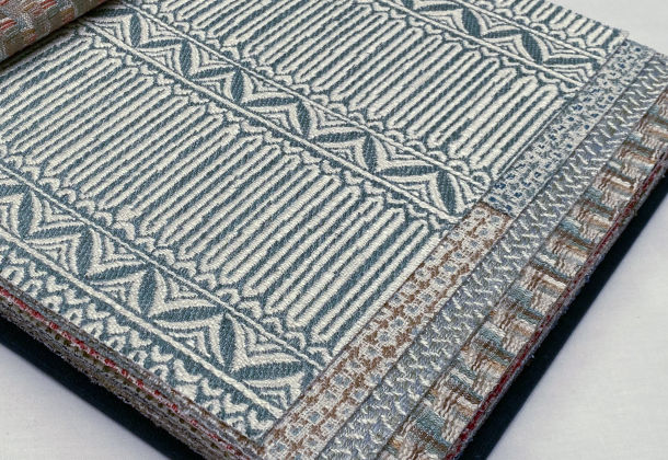 Nina Campbell Bansuri Fabric ncf4422-04
