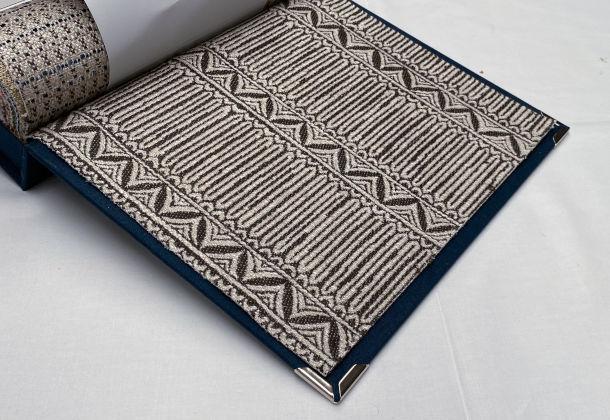 Nina Campbell Bansuri Fabric ncf4422-05
