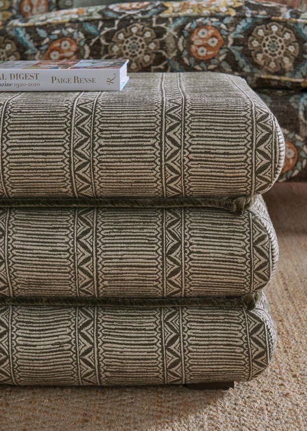 Bansuri Fabric Nina Campbell ncf4422-05