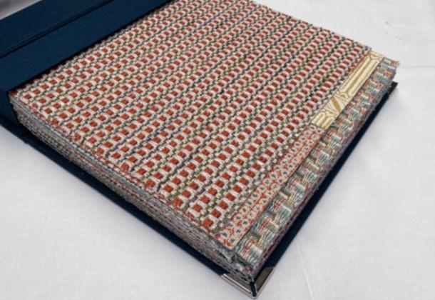 Nina Campbell Sarangi Fabric ncf4420-01