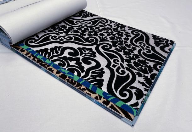 Fioravanti Noir Wallpaper Designers Guild PDG1125-01