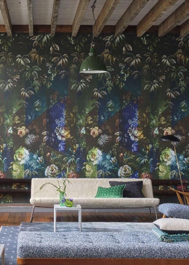 Minakari Wallpapers Designers Guild Roomshot