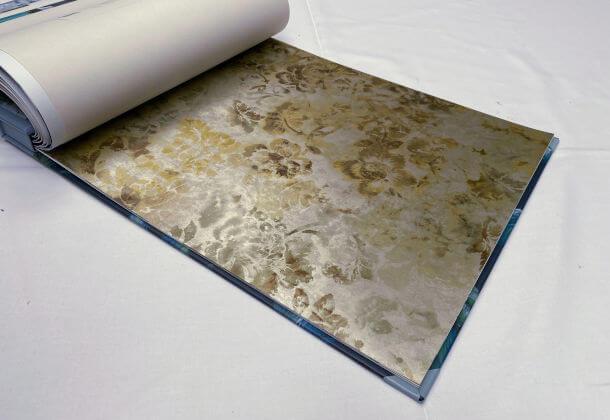 Tarbana Gold Wallpaper Designers Guild pdg1126-03