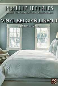 Vinyl Belgian Linen II