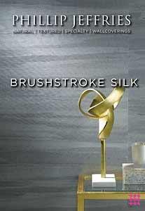 Brushstroke Silk