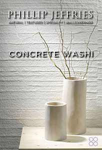 Concrete Washi