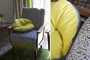 Essentials Cheviot Fabric
