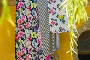Pavonia Fabrics