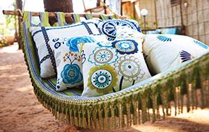 Jardin Boheme Fabrics