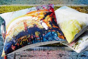 Jessica Zoob Cushions