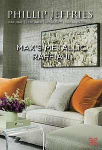 Max's Metallic Raffia II