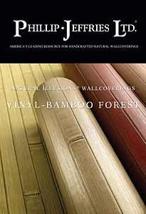 Vinyl Bamboo Forest