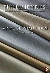 Vinyl Belgian Linen