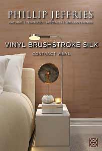 Vinyl Brushstroke Silk