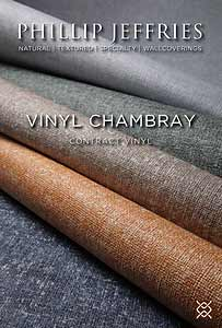 Vinyl Chambray