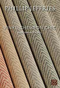 Vinyl Chevron Chic