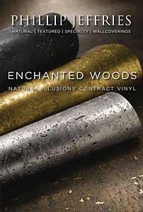 Vinyl Enchanted Woods