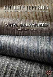 Vinyl Galvanized
