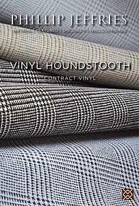 Vinyl Houndstooth