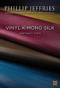 Vinyl Kimono Silk