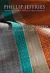 Vinyl Madagascar Raffia