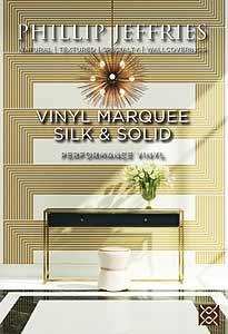 Vinyl Marquee Silk