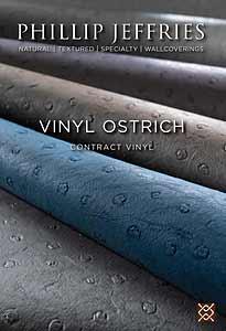 Vinyl Ostrich