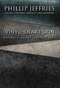 Vinyl Snakeskin