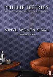 Vinyl Woven Sisal