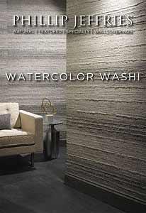 Watercolor Washi