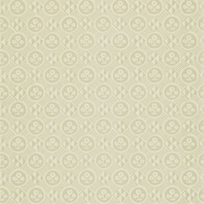 Diamonds and Flowers 310855 Linen