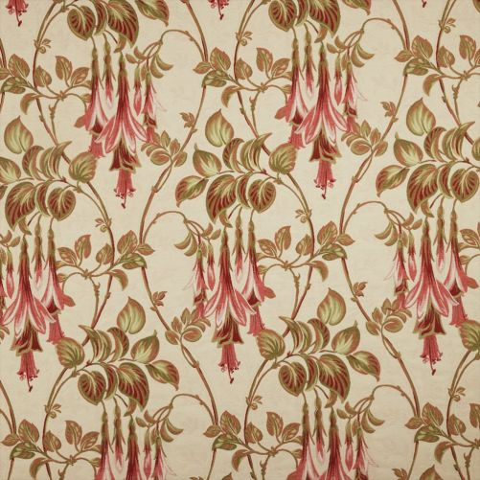 Liberty Cherry Fabric
