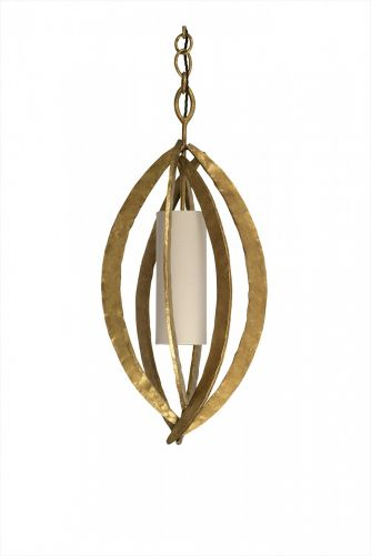Miro Chandelier MCL22 French Brass
