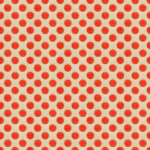 Posie Dot Hot Coral 34070-1216