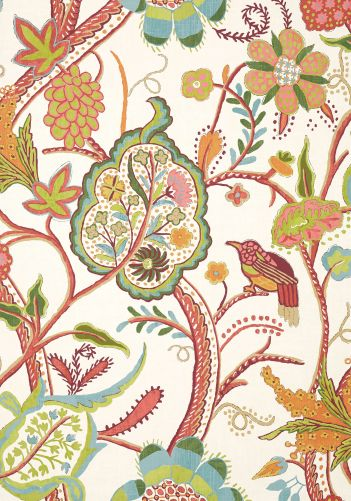 thibaut-windsor-wallpaper-t14305-cream-and-red