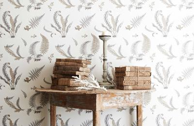 Fern Wallpaper And Wallcoverings Selection 2019