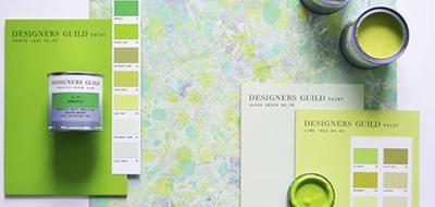 Green Paint