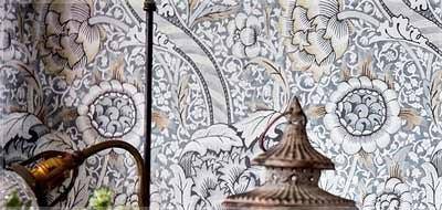 All Patterned Wallpaper